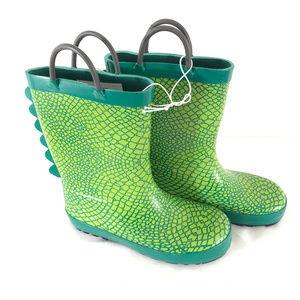 Cat & Jack Toddler Boys Graig Rain Boots Dinosaur